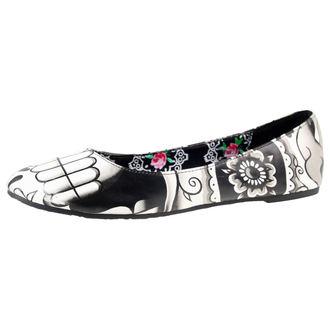 balerina cipők női - Sugar Daddy Flat - IRON FIST, IRON FIST