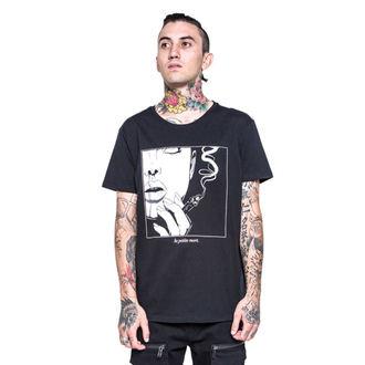 utcai póló férfi - Black Death - IRON FIST, IRON FIST