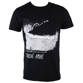 póló árvácska Touche Amore - Dead Horse - Black - KINGS ROAD, KINGS ROAD, Touche Amore