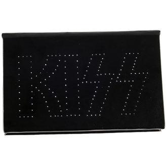 jegyzet blokk Kiss - Light- Up - Black, Kiss
