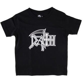 metál póló gyermek Death - Logo - Metal-Kids, Metal-Kids, Death
