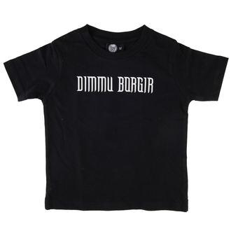 póló gyermek Dimmu Borgir - Logo - Black - Metal-Kids, Metal-Kids, Dimmu Borgir