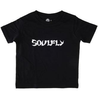 póló gyermek Soulfly - Logo - Black - Metal-Kids, Metal-Kids, Soulfly