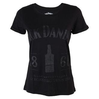 utcai póló női Jack Daniels - 1866 - JACK DANIELS, JACK DANIELS