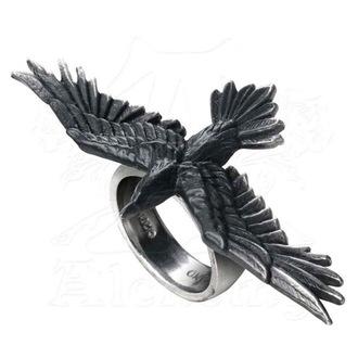 ALCHEMY GOTHIC gyűrű - Pewter Ring - R205