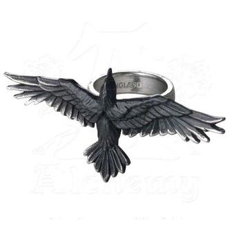 ALCHEMY GOTHIC gyűrű - Pewter Ring, ALCHEMY GOTHIC
