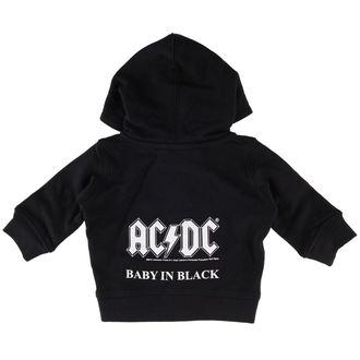 kapucnis pulóver gyermek AC-DC - Baby In Black - Metal-Kids, Metal-Kids, AC-DC