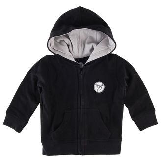 kapucnis pulóver gyermek Dimmu Borgir - Logo - Metal-Kids, Metal-Kids, Dimmu Borgir