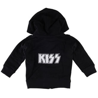 kapucnis pulóver gyermek Kiss - Logo - Metal-Kids, Metal-Kids, Kiss