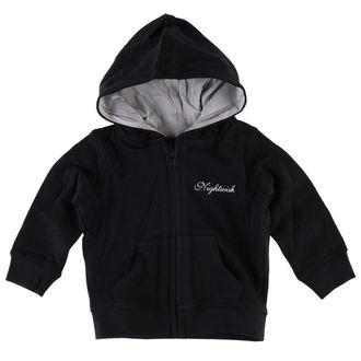 kapucnis pulóver gyermek Nightwish - Logo - Metal-Kids, Metal-Kids, Nightwish