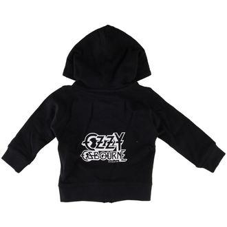 kapucnis pulóver gyermek Ozzy Osbourne - Logo - Metal-Kids, Metal-Kids, Ozzy Osbourne
