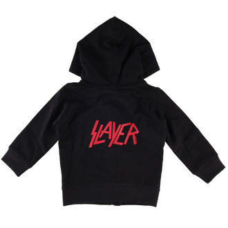 kapucnis pulóver gyermek Slayer - Logo - Metal-Kids, Metal-Kids, Slayer