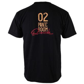 metál póló férfi Riverside - 02 Panic Room - CARTON, CARTON, Riverside