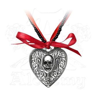 ALCHEMY GOTHIC nyaklánc - The Reliquary Hearth Locket, ALCHEMY GOTHIC