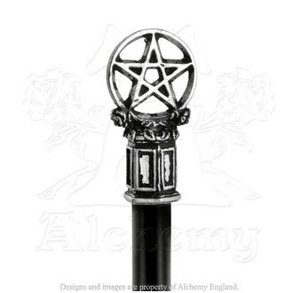 hajtű (csat)  haj ALCHEMY GOTHIC - Roseus Pentagram, ALCHEMY GOTHIC