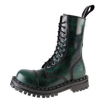 ALTER CORE cipő - 10 lyukú - 351 - Green Ledörzsölődését