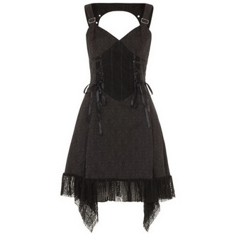 VOODOO Vixen női ruha - Black, JAWBREAKER