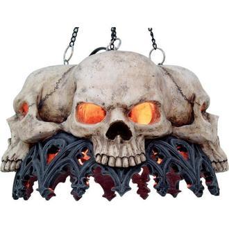 lámpa mennyezeti Skull Gótikus - 766-9039