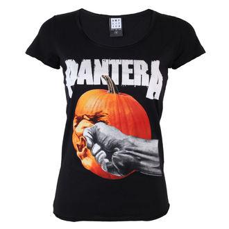 metál póló női Pantera - Pumpkin Pinch - AMPLIFIED, AMPLIFIED, Pantera