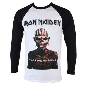 metál póló férfi Iron Maiden - Book Of Souls - ROCK OFF, ROCK OFF, Iron Maiden