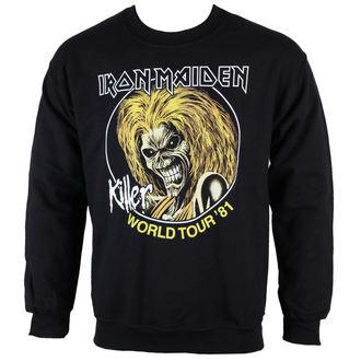 pulóver (kapucni nélkül) férfi Iron Maiden - Killers 81 - ROCK OFF, ROCK OFF, Iron Maiden