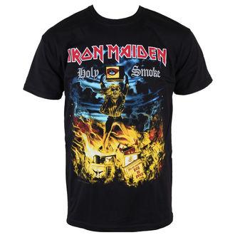 metál póló férfi Iron Maiden - Holy Smoke - ROCK OFF, ROCK OFF, Iron Maiden