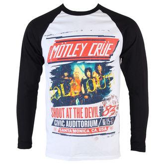 metál póló férfi Mötley Crüe - SATD Tour - ROCK OFF