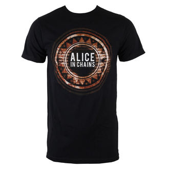 metál póló férfi Alice In Chains - Circle Logo - BRAVADO, BRAVADO, Alice In Chains