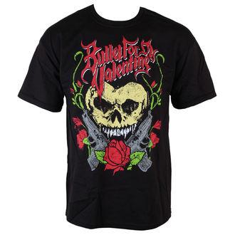 metál póló férfi Bullet For my Valentine - Heart Skull - BRAVADO