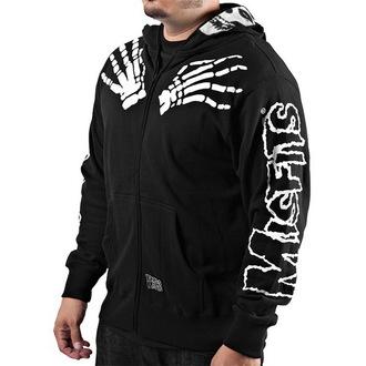 kapucnis pulóver férfi Misfits - Misfits - FAMOUS STARS & STRAPS, FAMOUS STARS & STRAPS, Misfits