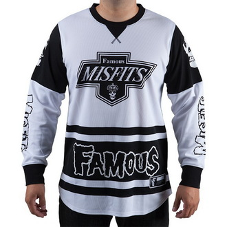 utcai póló férfi Misfits - Misfits - FAMOUS STARS & STRAPS, FAMOUS STARS & STRAPS, Misfits