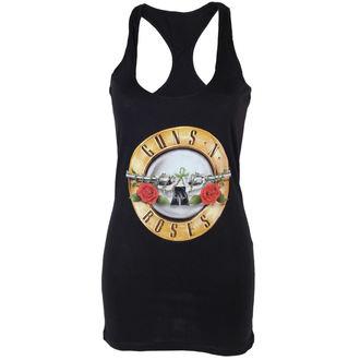Guns N' Roses női trikó - Logo - BRAVADO, BRAVADO, Guns N' Roses