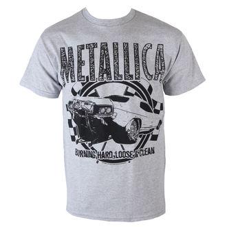 metál póló férfi Metallica - Burning Hard - BRAVADO, BRAVADO, Metallica