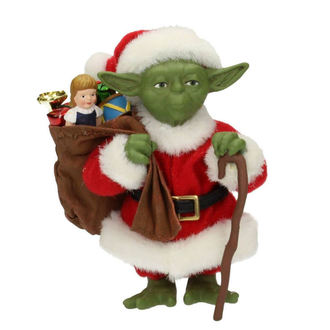 Star Wars bábu - Yoda Santa Claus, NNM, Star Wars