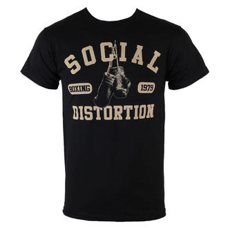metál póló férfi Social Distortion - Boxing Gloves - BRAVADO, BRAVADO, Social Distortion