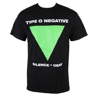 Type O Negative férfi póló - Silence - BRAVADO, BRAVADO, Type o Negative