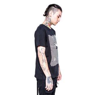 utcai póló férfi - Dead Wave - IRON FIST, IRON FIST