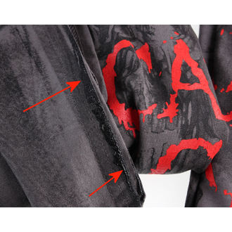 Cannibal Corpse férfi póló - A Csontvázszerű Domain - PLASTIC HEAD - SÉRÜLT, PLASTIC HEAD, Cannibal Corpse