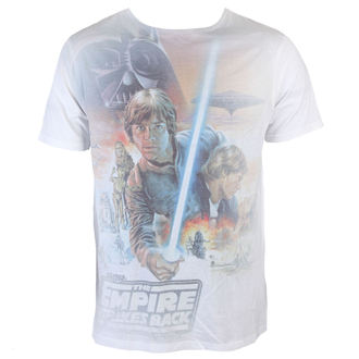 filmes póló férfi Star Wars - Luke Skywalker Sublimation - INDIEGO, INDIEGO