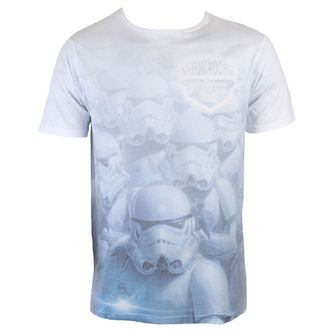 filmes póló férfi Star Wars - Stormtrooper Sublimation - INDIEGO, INDIEGO