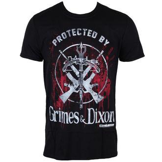 filmes póló férfi The Walking Dead - Grimes & Dixon - INDIEGO, INDIEGO