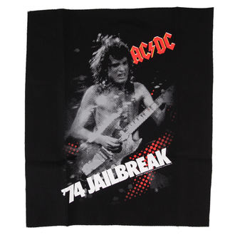 felvarró AC / DC - Jailbreak - BLK - LOW FREQUENCY, LOW FREQUENCY, AC-DC
