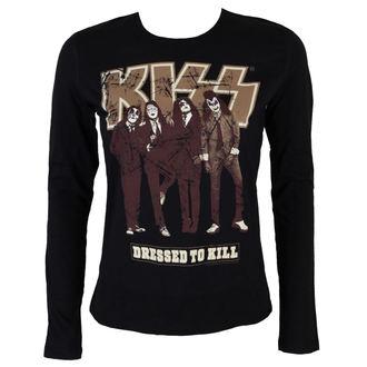 metál póló női Kiss - Dressed to Kill - LOW FREQUENCY