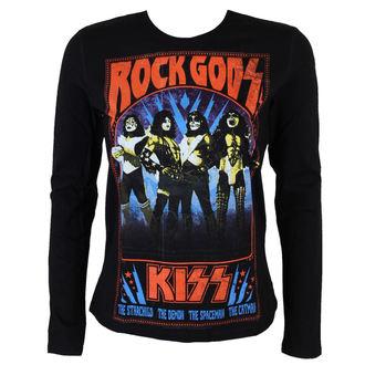 metál póló női Kiss - Rock goods - LOW FREQUENCY, LOW FREQUENCY, Kiss