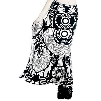 KILLSTAR női szoknya - Vulture Maxi - Black, KILLSTAR