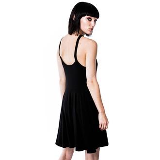 KILLSTAR női ruha- Magi Korcsolyázó - Black, KILLSTAR