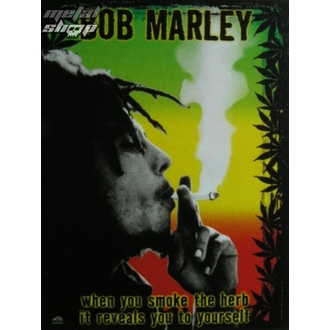 zászló Bob Marley - Herb - HFL0941