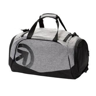 MEATFLY Düftin táska - ROCKY 2 DUFFLE - A 4/1/55 - Hanga szürke / Fekete, MEATFLY