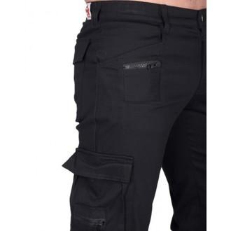 nadrág férfi BLACK PISTOL - Combat Pants Denim - (Black), BLACK PISTOL
