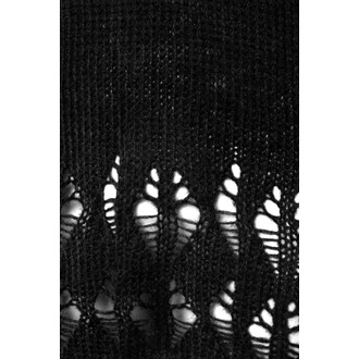 KILLSTAR (unisex) szvetter - Creep Knit - Black